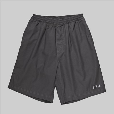 POLAR SKATE CO. SURF SHORTS GRAPHITE