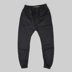 PUBLISH ARCH TWILL JOGGER PANT BLACK