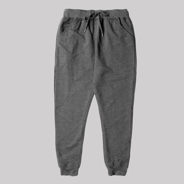 PUBLISH ARGO PREMIUM FLEECE JOGGER CHARCOAL