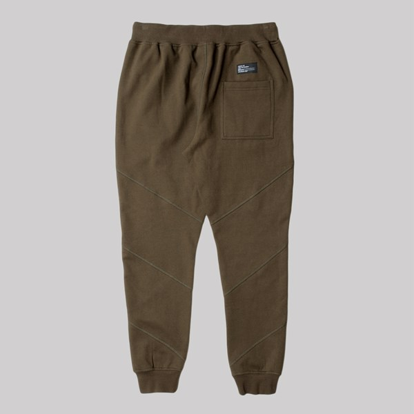 PUBLISH ARGO PREMIUM FLEECE JOGGER OLIVE