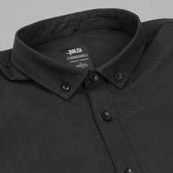 PUBLISH HANS SS SHIRT BLACK