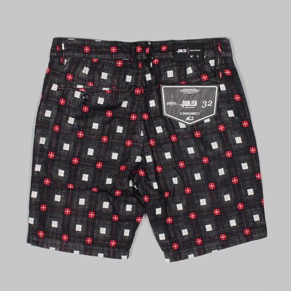 PUBLISH JAGGER SHORT BLACK