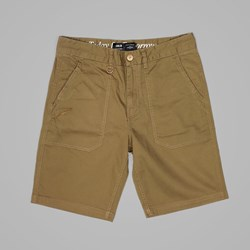 PUBLISH KEA SHORT DARK TAN