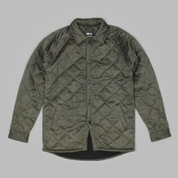 PUBLISH MONTY PREMIUM QUILTED JACKET OLIVE