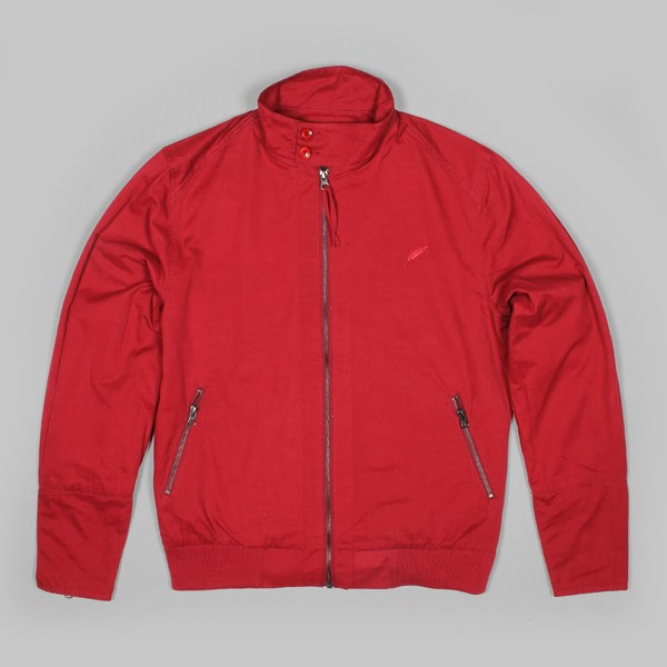 PUBLISH NILE PREMIUM JACKET DARK RED
