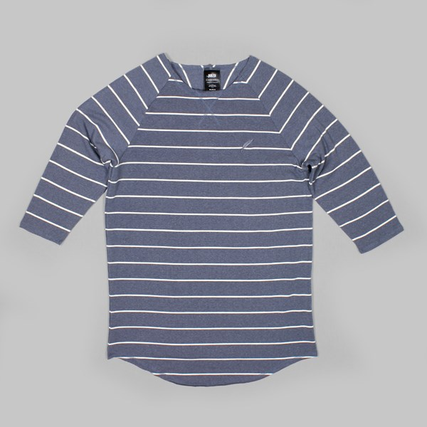 PUBLISH PAXTON PREMIUM RAGLAN NAVY