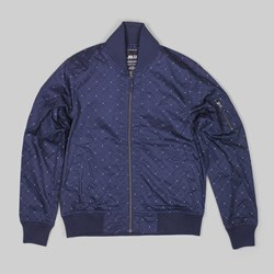 PUBLISH ROSH 3M QUILTED BOMBER JACKET NAVY