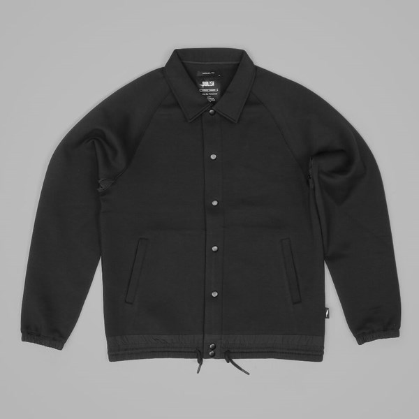 PUBLISH RUBEN COACHES JACKET BLACK