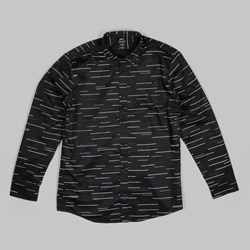 PUBLISH SABIN LS SHIRT BLACK