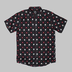 PUBLISH STINSON SHORT SLEEVE SHIRT BLACK