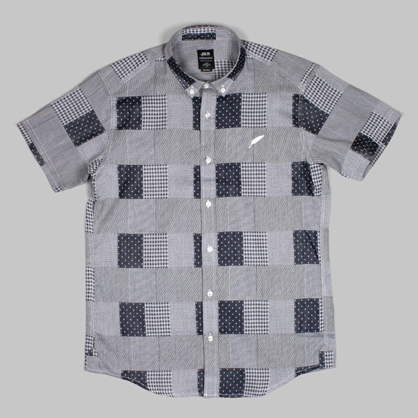 PUBLISH WALTER SS SHIRT NAVY