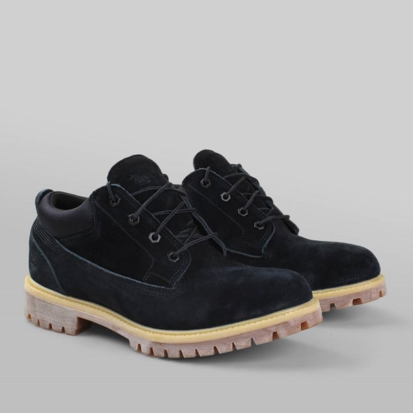 PUBLISH X TIMBERLAND CLASSIC OXFORD BOOT BLACK