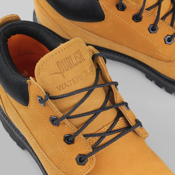 PUBLISH X TIMBERLAND CLASSIC OXFORD BOOT WHEAT