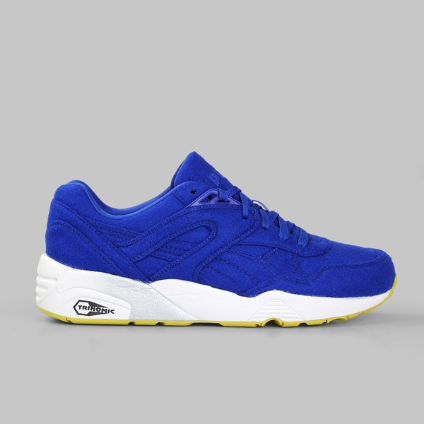 185a16f4654bf4 PUMA R698  BRIGHT PACK  ROYAL BLUE