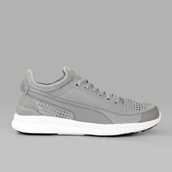 PUMA SELECT IGNITE SOCK DRIZZLE WHITE