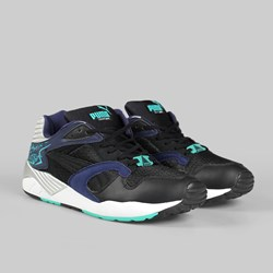 PUMA TRINOMIC XS 850 PLUS BLACK PEACOAT