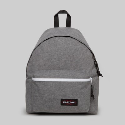 EASTPAK PADDED PAK'R BACKPACK FROSTED GREY