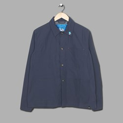 BY PARRA WORKER SHIRT/JACKET NAVY