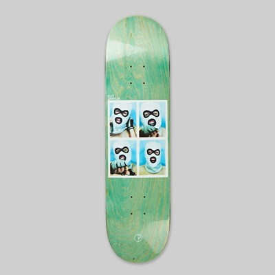 POLAR SKATE CO. KLEZ ZAWISKA TEAM DECK 8.25""