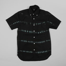 Primitive Apparel Miller SS Shirt Black Tie Dye
