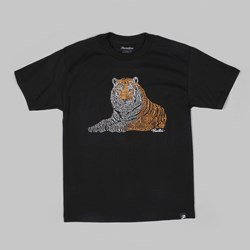 Primitive Kingdom T Shirt Black