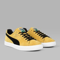 Puma Clyde OG Bright Gold Puma Black