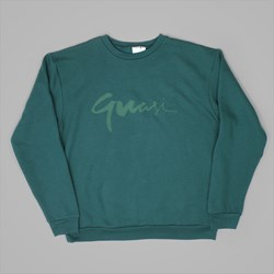 QUASI CENTURY CREW NECK SWEAT FOREST