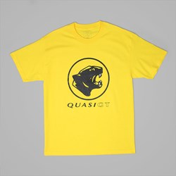 QUASI LE MANS SS T-SHIRT YELLOW