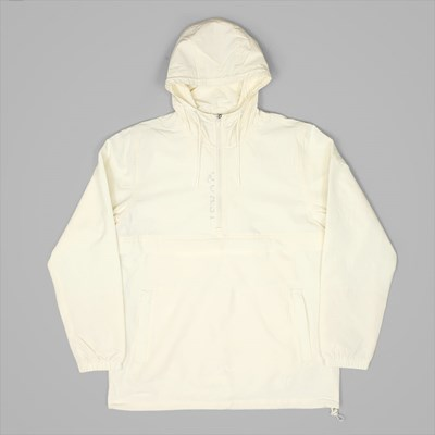 QUASI SKATEBOARDS ANORAQ JACKET CREME