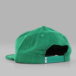 QUASI SKATEBOARDS BASS CAP GREEN