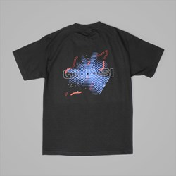 QUASI SKATEBOARDS CARL TEE BLACK