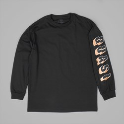 QUASI SKATEBOARDS PRIX LS T-SHIRT BLACK