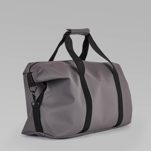 RAINS HOLDALL BAG SMOKE