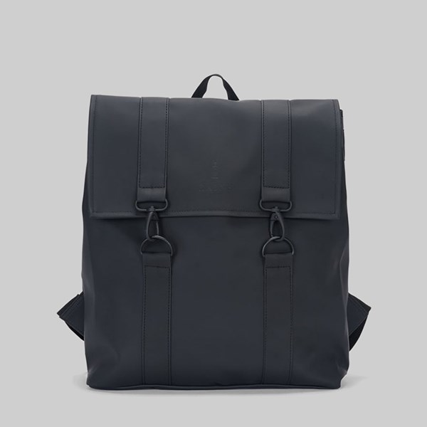RAINS MSN BAG BLACK