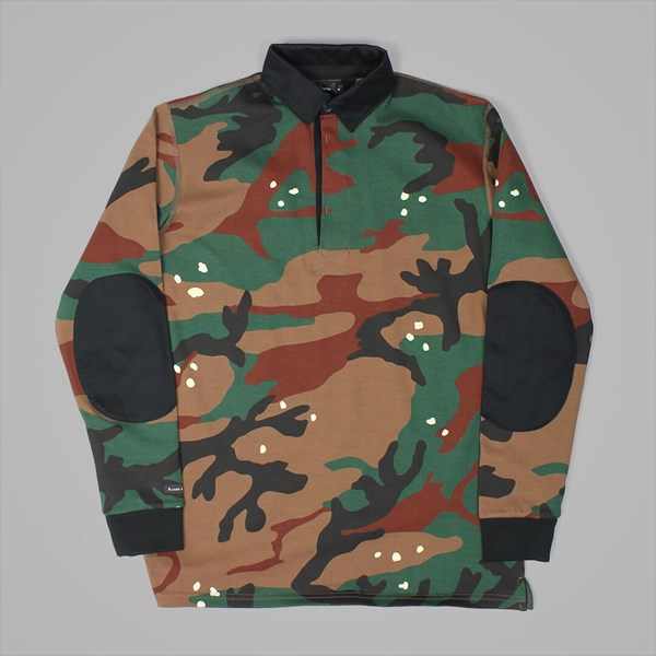 RAISED BY WOLVES MORRIS PREMIUM JERSEY CAMO
