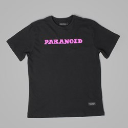 RBW X BLACK SABBATH PARANOID TEE BLACK