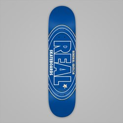 REAL SKATEBOARDS PP DECK RENEWAL OVAL 7.75""
