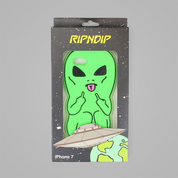 RIP N DIP LORD ALIEN IPHONE 7 CASE GREEN