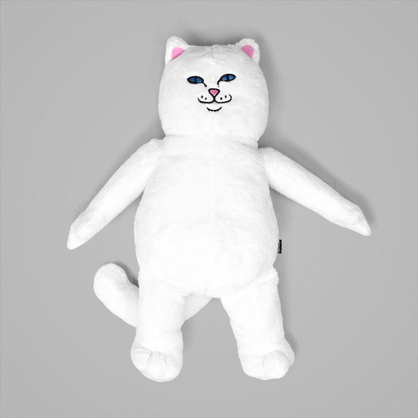 RIP N DIP LORD NERMAL PLUSH TOY WHITE