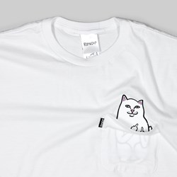 RIP N DIP LORD NERMAL SS T-SHIRT WHITE