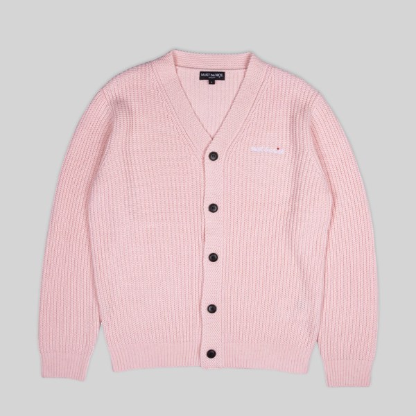 RIP N DIP MUST BE NICE CARDIGAN PINK