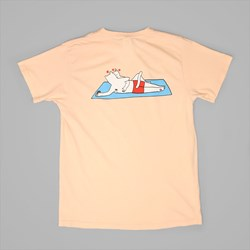 RIP N DIP MUST BE NICE T SHIRT SALMON