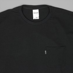 RIP N DIP NERMA LISA POCKET T SHIRT BLACK