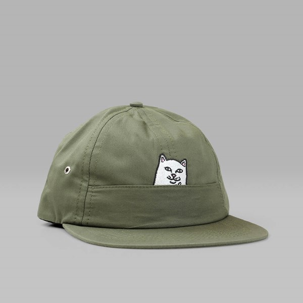 RIP N DIP NERMAL POCKET SIX PANEL CAP JALAPENO