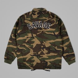 RIP N DIP SAVAGE JACKET CAMO