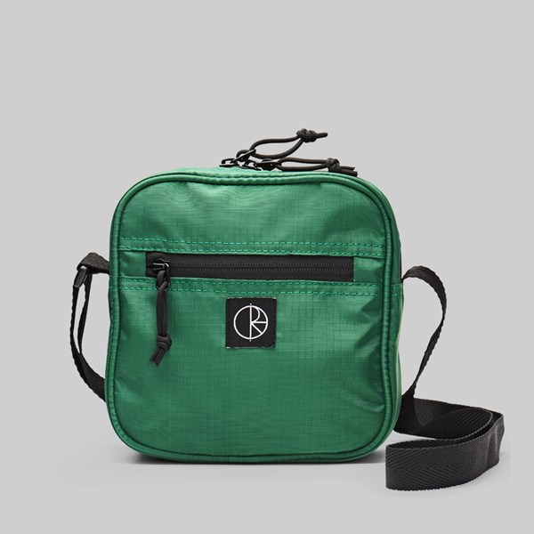 POLAR SKATE CO. RIPSTOP DEALER BAG GREEN