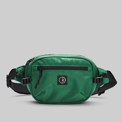 POLAR SKATE CO. RIPSTOP HIPBAG GREEN