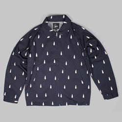 ROCKWELL BY PARRA THE RAIN JACKET NAVY