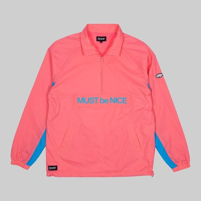 RIP N DIP RUN IT TRACK JACKET WATERMELON