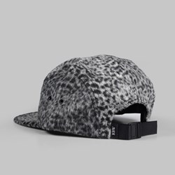 Raised By Wolves Algonquin Camp Cap Grey Leopard